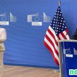 Amerika Serikat Dan Uni Eropa Mendeklarasikan Era Baru Kerja Sama Perdagangan